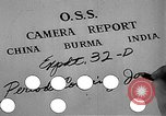Image of Office of Strategic Services Burma, 1944, second 21 stock footage video 65675072040
