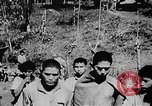 Image of OSS interrogation of captured Japanese Burma, 1944, second 15 stock footage video 65675072043