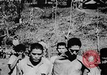 Image of OSS interrogation of captured Japanese Burma, 1944, second 18 stock footage video 65675072043