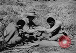 Image of OSS interrogation of captured Japanese Burma, 1944, second 24 stock footage video 65675072043