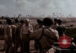 Image of Admiral Chester Nimitz Kwajalein Island Marshall Islands, 1944, second 10 stock footage video 65675072047
