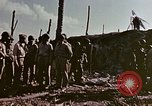 Image of Admiral Chester Nimitz Kwajalein Island Marshall Islands, 1944, second 26 stock footage video 65675072047