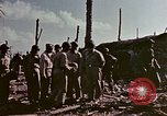 Image of Admiral Chester Nimitz Kwajalein Island Marshall Islands, 1944, second 29 stock footage video 65675072047