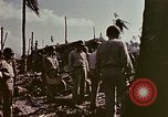 Image of Admiral Chester Nimitz Kwajalein Island Marshall Islands, 1944, second 35 stock footage video 65675072047