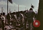 Image of Admiral Chester Nimitz Kwajalein Island Marshall Islands, 1944, second 38 stock footage video 65675072047