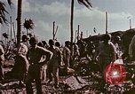 Image of Admiral Chester Nimitz Kwajalein Island Marshall Islands, 1944, second 44 stock footage video 65675072047