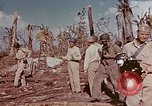 Image of Admiral Chester Nimitz Kwajalein Island Marshall Islands, 1944, second 47 stock footage video 65675072047