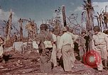 Image of Admiral Chester Nimitz Kwajalein Island Marshall Islands, 1944, second 49 stock footage video 65675072047