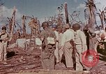 Image of Admiral Chester Nimitz Kwajalein Island Marshall Islands, 1944, second 51 stock footage video 65675072047