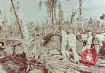 Image of Admiral Chester Nimitz Kwajalein Island Marshall Islands, 1944, second 53 stock footage video 65675072047