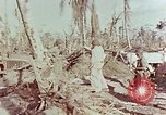 Image of Admiral Chester Nimitz Kwajalein Island Marshall Islands, 1944, second 54 stock footage video 65675072047