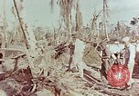 Image of Admiral Chester Nimitz Kwajalein Island Marshall Islands, 1944, second 55 stock footage video 65675072047
