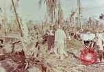 Image of Admiral Chester Nimitz Kwajalein Island Marshall Islands, 1944, second 58 stock footage video 65675072047