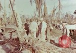 Image of Admiral Chester Nimitz Kwajalein Island Marshall Islands, 1944, second 60 stock footage video 65675072047