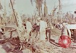 Image of Admiral Chester Nimitz Kwajalein Island Marshall Islands, 1944, second 61 stock footage video 65675072047