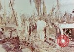 Image of Admiral Chester Nimitz Kwajalein Island Marshall Islands, 1944, second 62 stock footage video 65675072047
