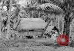 Image of Chamorro natives Guam, 1939, second 61 stock footage video 65675072054