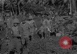 Image of American soldiers Guam, 1945, second 2 stock footage video 65675072059