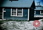 Image of Relocation and detention facility housing World War 2 Crystal City Texas USA, 1943, second 53 stock footage video 65675072064
