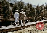 Image of Alien internment medical facility Crystal City Texas USA, 1943, second 17 stock footage video 65675072067