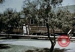 Image of Alien internment medical facility Crystal City Texas USA, 1943, second 22 stock footage video 65675072067