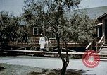 Image of Alien internment medical facility Crystal City Texas USA, 1943, second 23 stock footage video 65675072067