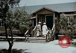 Image of Alien internment medical facility Crystal City Texas USA, 1943, second 26 stock footage video 65675072067