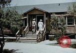 Image of Alien internment medical facility Crystal City Texas USA, 1943, second 27 stock footage video 65675072067