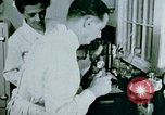 Image of Alien internment medical facility Crystal City Texas USA, 1943, second 47 stock footage video 65675072067