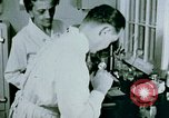 Image of Alien internment medical facility Crystal City Texas USA, 1943, second 49 stock footage video 65675072067