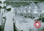 Image of Alien internment medical facility Crystal City Texas USA, 1943, second 52 stock footage video 65675072067