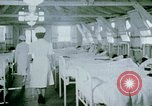 Image of Alien internment medical facility Crystal City Texas USA, 1943, second 53 stock footage video 65675072067