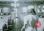 Image of Alien internment medical facility Crystal City Texas USA, 1943, second 55 stock footage video 65675072067
