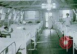 Image of Alien internment medical facility Crystal City Texas USA, 1943, second 59 stock footage video 65675072067