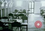 Image of Alien internment center dining facility Crystal City Texas USA, 1943, second 4 stock footage video 65675072068