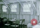 Image of Alien internment center dining facility Crystal City Texas USA, 1943, second 6 stock footage video 65675072068