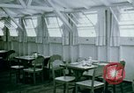 Image of Alien internment center dining facility Crystal City Texas USA, 1943, second 8 stock footage video 65675072068