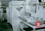 Image of Alien internment center dining facility Crystal City Texas USA, 1943, second 9 stock footage video 65675072068
