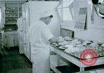 Image of Alien internment center dining facility Crystal City Texas USA, 1943, second 10 stock footage video 65675072068