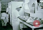 Image of Alien internment center dining facility Crystal City Texas USA, 1943, second 11 stock footage video 65675072068