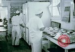 Image of Alien internment center dining facility Crystal City Texas USA, 1943, second 12 stock footage video 65675072068