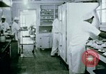 Image of Alien internment center dining facility Crystal City Texas USA, 1943, second 14 stock footage video 65675072068