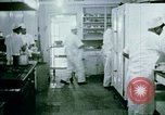Image of Alien internment center dining facility Crystal City Texas USA, 1943, second 15 stock footage video 65675072068