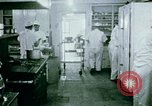 Image of Alien internment center dining facility Crystal City Texas USA, 1943, second 16 stock footage video 65675072068