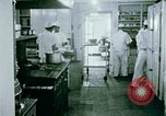 Image of Alien internment center dining facility Crystal City Texas USA, 1943, second 17 stock footage video 65675072068