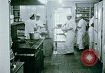 Image of Alien internment center dining facility Crystal City Texas USA, 1943, second 18 stock footage video 65675072068