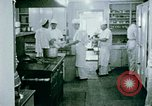 Image of Alien internment center dining facility Crystal City Texas USA, 1943, second 19 stock footage video 65675072068