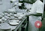 Image of Alien internment center dining facility Crystal City Texas USA, 1943, second 20 stock footage video 65675072068