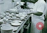 Image of Alien internment center dining facility Crystal City Texas USA, 1943, second 21 stock footage video 65675072068