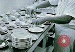Image of Alien internment center dining facility Crystal City Texas USA, 1943, second 25 stock footage video 65675072068